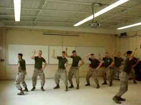 Marines Jump on It