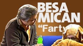 """Misión Emilio/ Besa MiCan """"Farty"""""""
