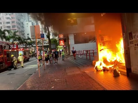 Experts say Hong Kong&39;s top priority is to stop violence quickly 專家:香港嘅當務之急係迅速制止暴力