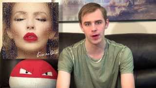 Kylie Minogue - Kiss Me Once - Album Review