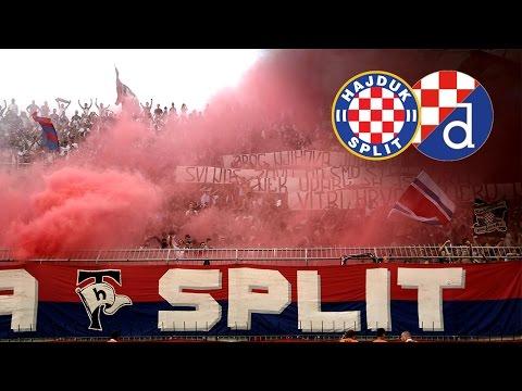 Croatia's Eternal Derby   Hajduk Split Vs Dinamo Zagreb