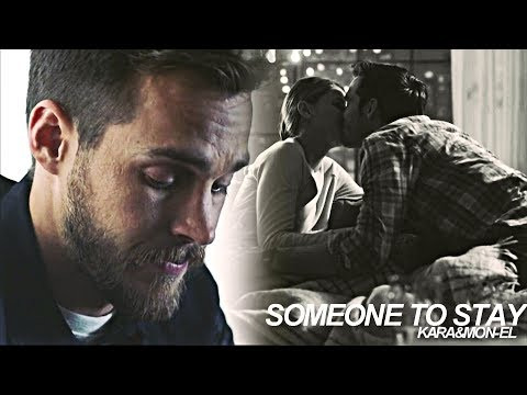 Kara & Mon-El   There was nothing logical about falling in love with Kara [3x13]