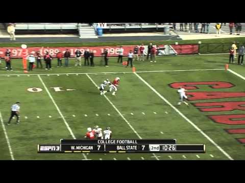 Jordan Williams Ball State 2014 Highlights