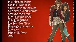 Zendaya Coleman & Bella Thorne - Watch Me Lyrics