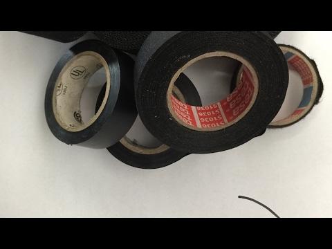 Hockey Tape??? WTF!? Heat Shrink VS Hockey Tape ~ Sirius Sat Radio & How To Diagnose A Dead Amp!