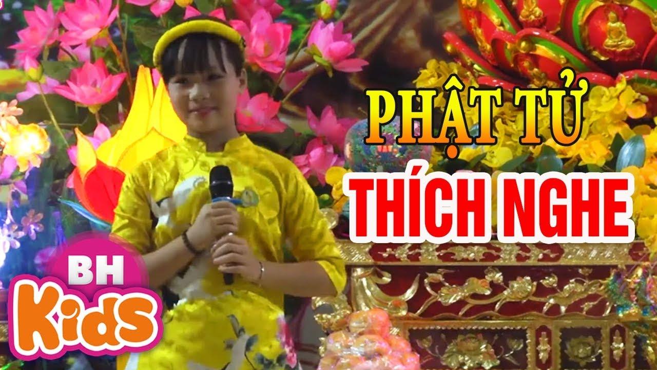 Trăng Tròn Tháng Tư - Giọng hát khiến triệu phật tử xúc động - Minh Anh