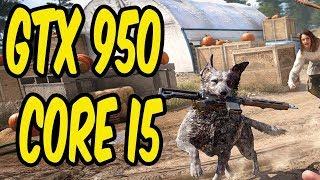 Far Cry 5 Gameplay Core i5 3470 - Gtx 950 - 1080p High Settings