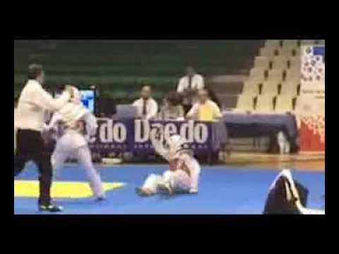 Tremblay AC Taekwondo - Open Toulouse 2016