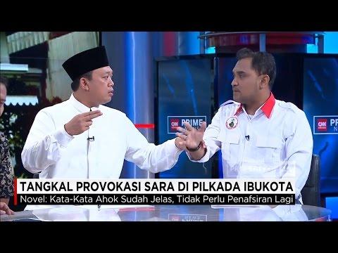 (Dialog Panas) Tangkal Provokasi SARA di Pilkada Jakarta