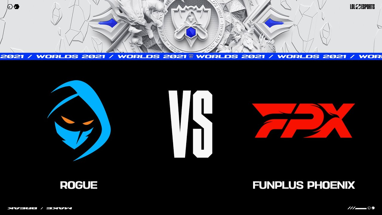 Download FPX vs. RGE | Worlds Group Stage Day 4 | FunPlus Phoenix vs. Rogue (2021)