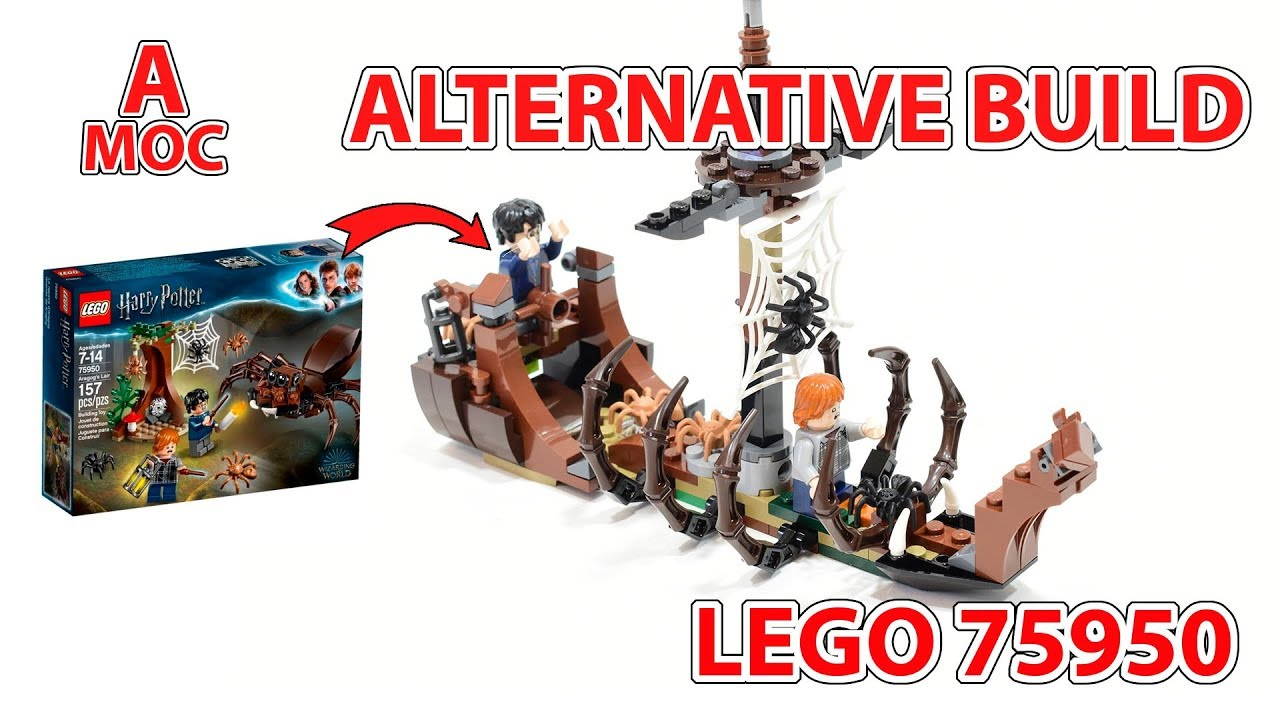 Is It Durmstrang Ship Shipwreck Lego Harry Potter Set 75950 Alternative Build Review A Moc Youtube The boat is a beautifully shot, well performed, and sharply edited thriller. is it durmstrang ship shipwreck lego harry potter set 75950 alternative build review a moc