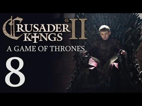 Crusader Kings 2: GoT Joffrey 08 - What a Mess