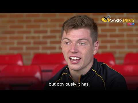 The Energy Behind the Team - Wasps Academy on life as an Academy player