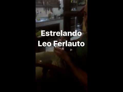 ♬ Gravação De Morená Com Leo Ferlauto
