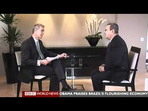 Ehud Barak - HARDtalk Interview PT1