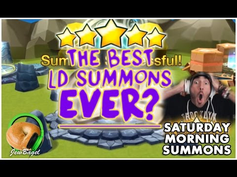 SUMMONERS WAR : Saturday Morning Summons LIVE - 1000+ Mystical & Legendary Scrolls - (3/11/17)