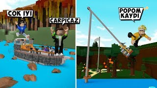 🚢PIRATE MADE THE HAIR BALD🚢 / Roblox Build A Boat #8 with John and Mustafa
