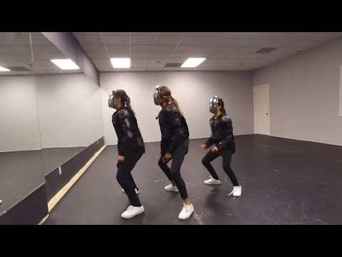 "Kool Krush Hip Hop Crew Performing ""The Hue"""