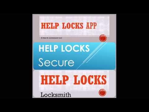Help Locks Locksmiths intro