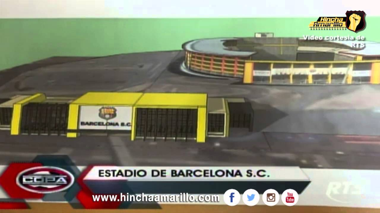 Nueva remodelaci n en estadio monumental en copa tv rts for En remodelacion