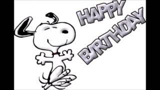 CJB   Happy Birthday