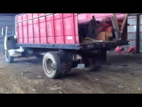 hqdefault 1975 international harvester loadstar 1600 345 v8 first dri youtube  at n-0.co