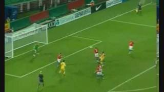 All Goals Russia Euro 2008 Qualification