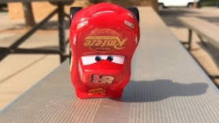 New Disney Cars 3 Toys Lightning McQueen Thomas and Friends Trains
