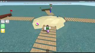 ROBLOX / Epic Minigames / Minigames / Four Corners (Dockyards)