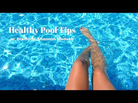 Healthy Pool Tips!!