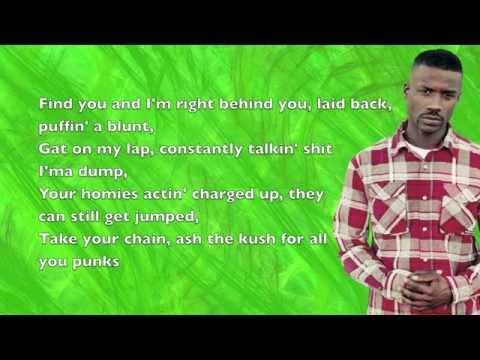Black Hippy - Zip That, Chop That - Lyrics