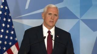 """Pence:Trump Supports Press Freedom, But Will Call Out """"Fast And Loose"""" Facts"""