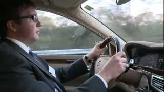 ITU TECH: Dr. Markus Richter, Daimler AG,demo of automotive short-range high-res radar