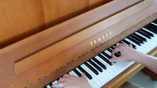 TheFatRat - Fly Away feat. Anjulie (Piano Arrangement By Danny Rayel)