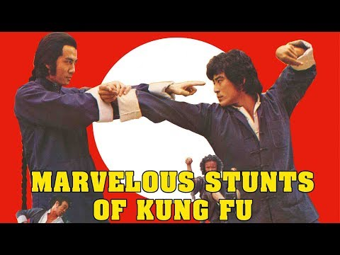 Wu Tang Collection - Marvelous Stunts of Kung Fu