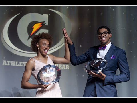Gatorade Player of the Year Award Ceremony 2014