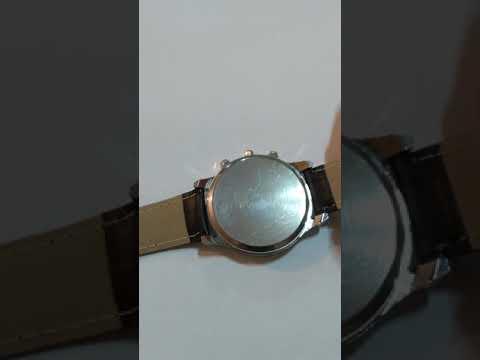 Relógio Geneva Esportivo Masculino.