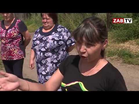 Жители Соснового бора показали ЗабТВ всё, за что им стыдно