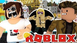 Roblox | SMASHED BY A WRECKING BALL! | Lets Play Deathrun