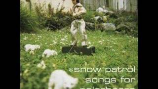 Watch Snow Patrol Mahogany video