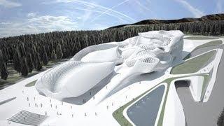 Дом Будущего: Обтекаемый Дизайн(, 2013-01-07T01:22:11.000Z)