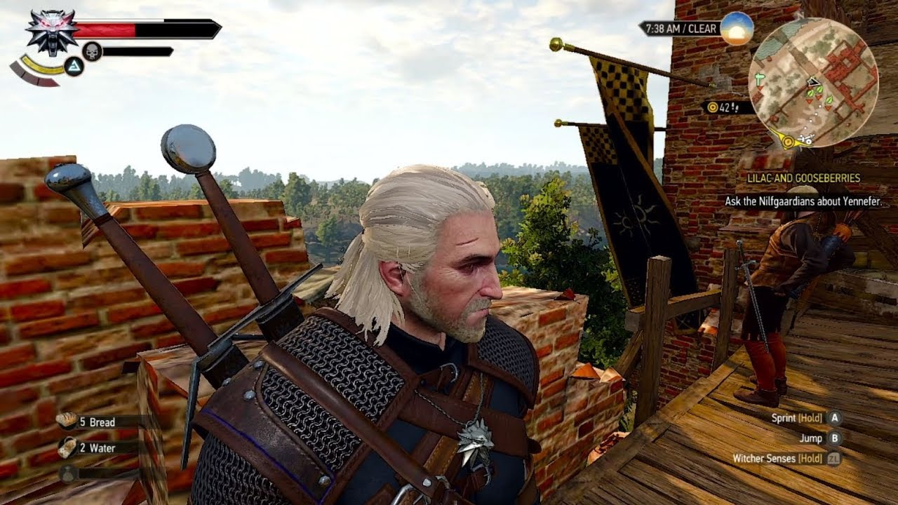 THE WITCHER 3 SWITCH , MAKE THE GAME LOOK BETTER (WITH MORE