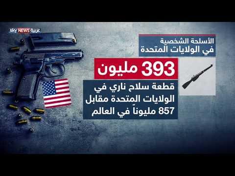 الأسلحة الشخصية في الولايات المتحدة ..أرقام وحقائق  - نشر قبل 2 ساعة