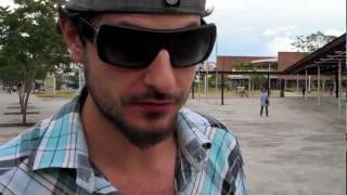 Bike dobrável Video Review - Caloi Urbe