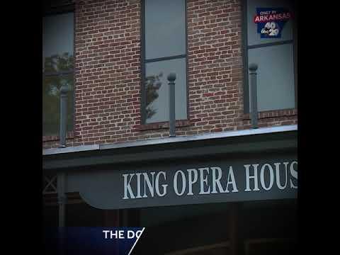 Steve Knoll - King Opera House in Van Buren is Haunted