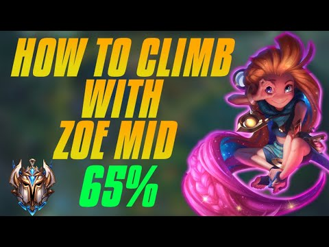 How To Climb With Zoe Mid - Detailed Review By A Challenger