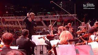 Europa Open Air des hr-Sinfonieorchesters und der Europäischen Zent...