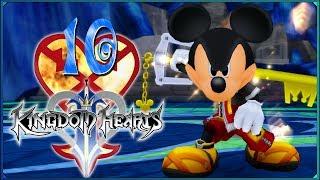 Zagrajmy w: Kingdom Hearts 2 #10 - Słodycz zemsty i lodów o smaku morskiej soli!