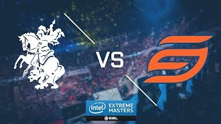 CS:GO - Storm Rider vs. GOSU [Train] Map 3 - Asia Minor EA Closed Qualifier - IEM Katowice 2019