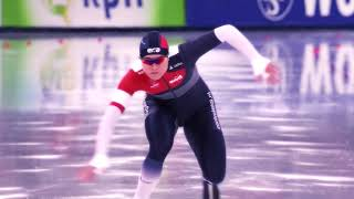 ISU Speed Skating 2018